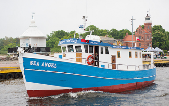 Sea Angel (Port: Ustka)