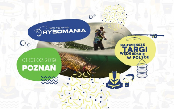Już w ten weekend Rybomania 2019 w Poznaniu!